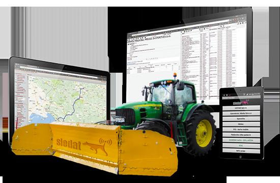 SLEDAT - preproste in vam prilagojene programske rešitve za vzdrževanje cest ter zimske službe