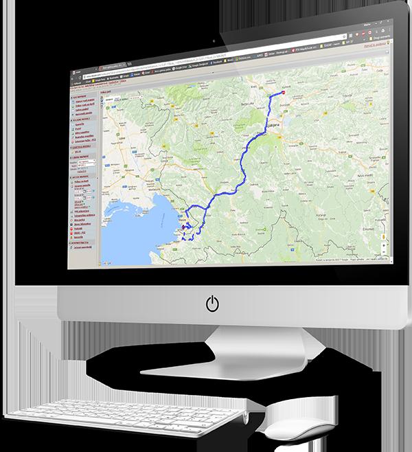 programska oprema - Transport in prevozništvo