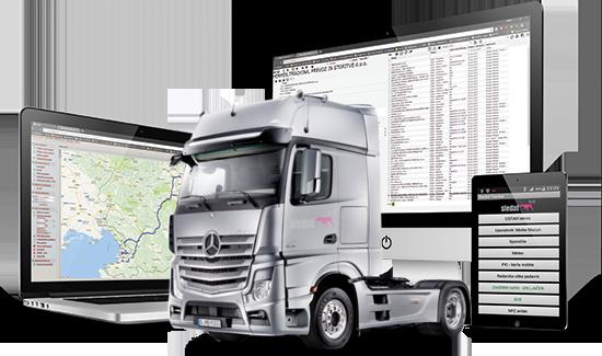 SLEDAT - preproste in vam prilagojene programske rešitve za transport in prevozništvo